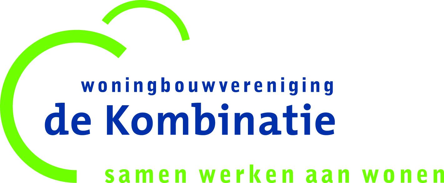 logo kombinatie met onder