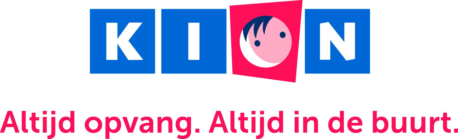 KION logo+ slogan lang kleur